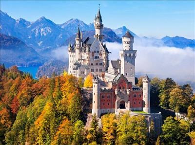 Bir Avrupa Masalı Turu (Ekim-Aralık 2019 Arası)