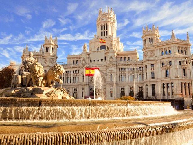 Büyük Ve Yeni İspanya Turu 20 Ocak 2020 (Sömestre)