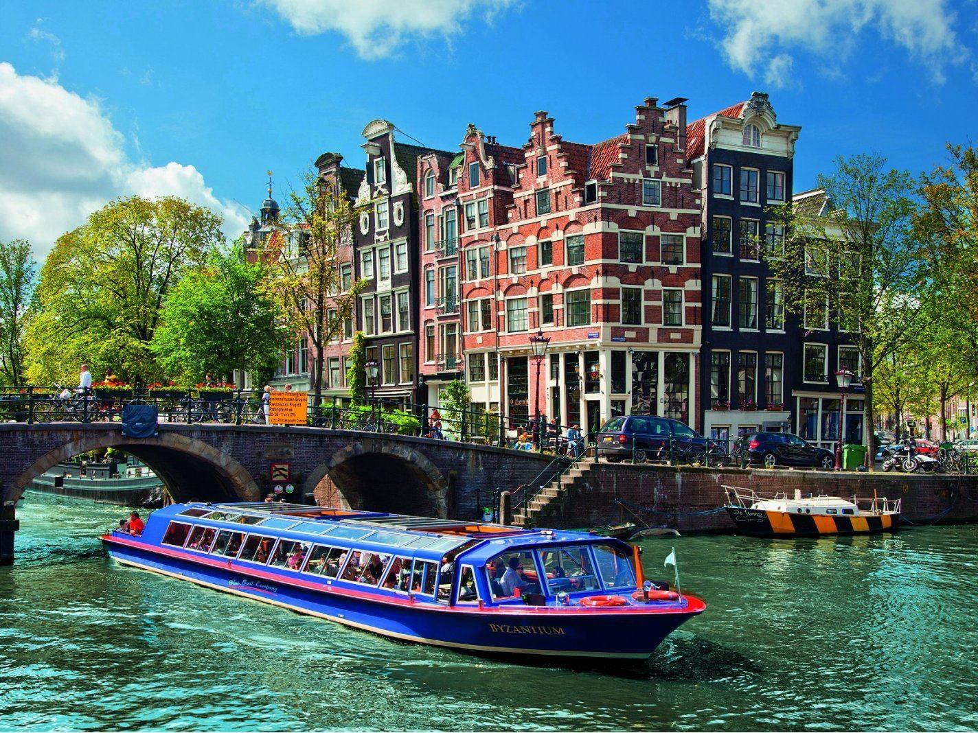 Amsterdam Turu 13 Şubat & 12, 26 Mart 2020 Hareket Pegasus İle