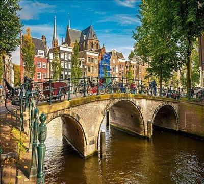 Amsterdam Turu Atlas Havayolları İle 22 Ağustos 2018 Hareket