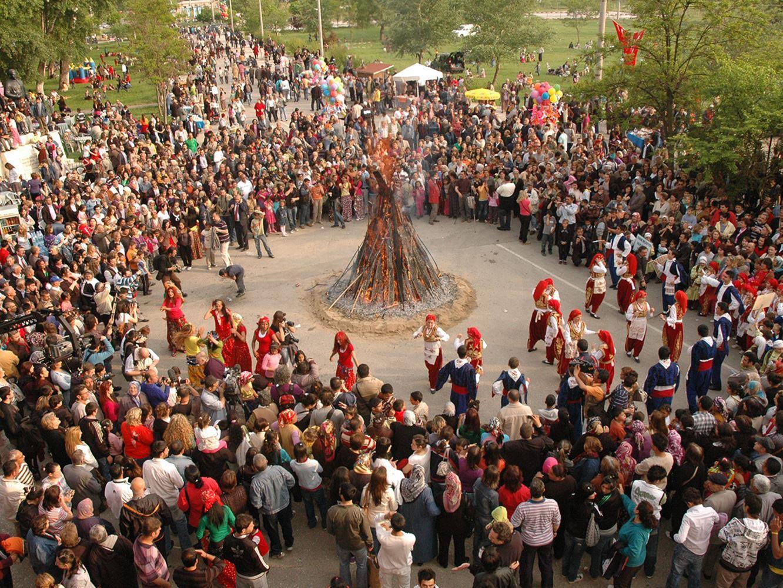 Günübirlik Edirne Kakava Şenlikleri Turu 5 Mayıs 2019 Hareket!