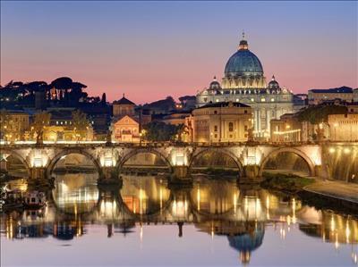 Klasik İtalya Turu Türk Hava Yolları ile (Roma Gidiş-Venedik Dönüş)