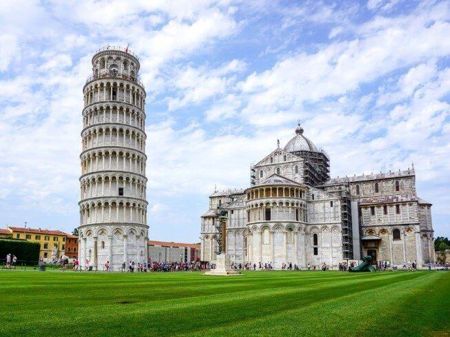 Büyük İtalya Turu 24 Nisan 2020 Hareket