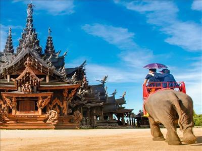 Bangkok Pattaya Turu Singapur Havayolları ile