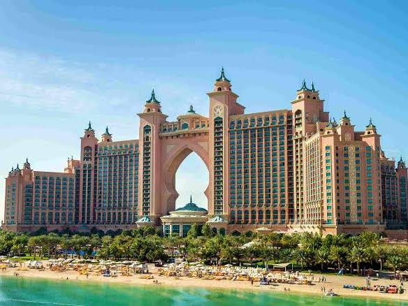 Dubai Turu 13 Şubat 2020 Hareket Vize Dahil! (Sevgililer Günü Dönemi)