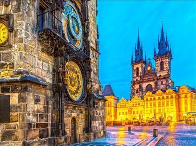 Prag Turu Pegasus Hava Yolları İle Sevgililer Gününe Özel