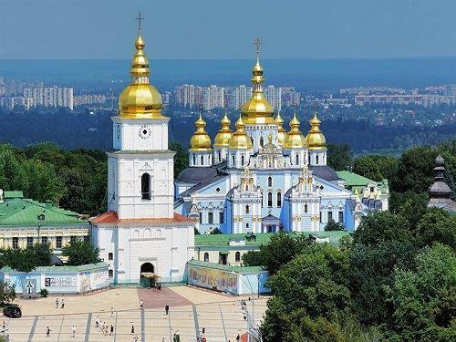 Büyük Ukrayna Ve Moldova Turu Atlas Hava Yolları İle (Kış Dönemi)