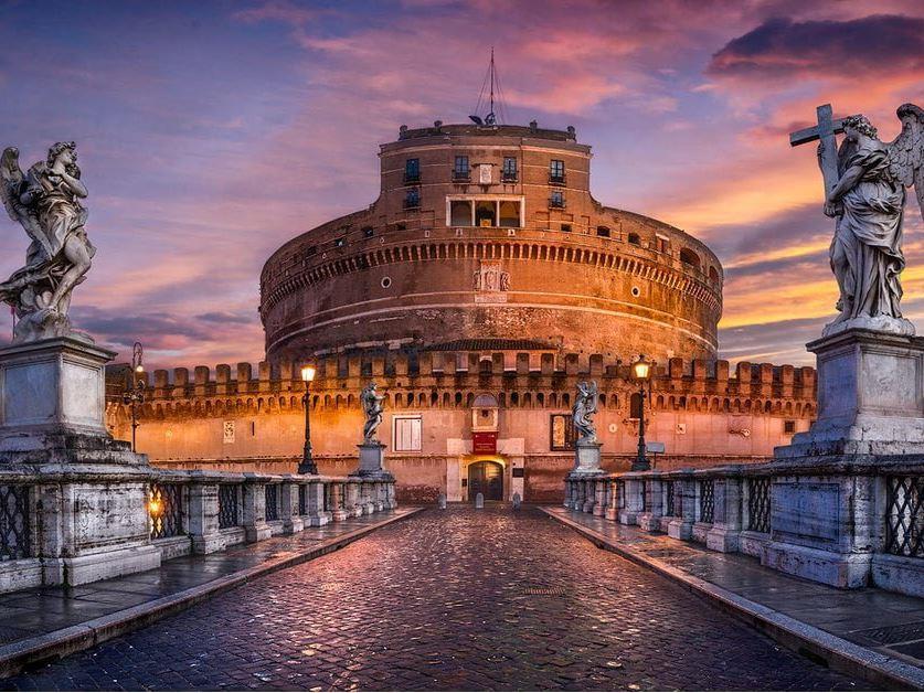 Büyük İtalya Turu 28 Şubat & 13, 27 Mart 2020 Hareket