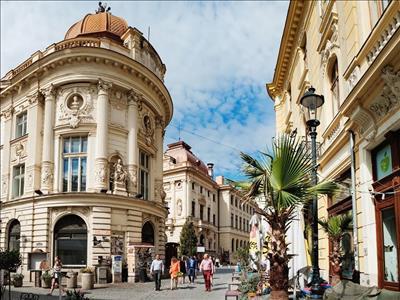 Bükreş-Transilvanya Şatolar Turu 14 Şubat 2020 (Sevgililer Günü)