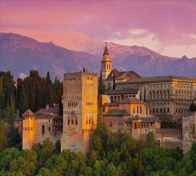 Portekiz Endülüs Turu Thy ile (Malaga Gidiş Portekiz Dönüş)