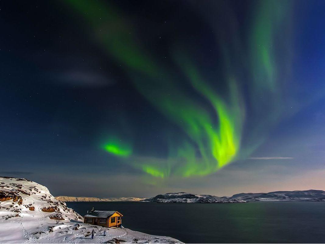 Sömestre Dönemi Kuzey Işıkları Turu Aeroflot Havayolları ile