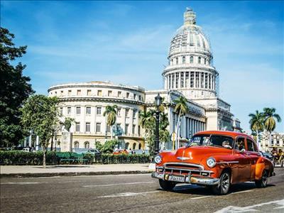 Küba Turu Air France Hava Yolları İle