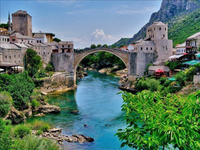 Büyük Ve Yeni Balkanlar Turu Atlas Global Havayolları İle 2019 Yaz / Kış Dönemi