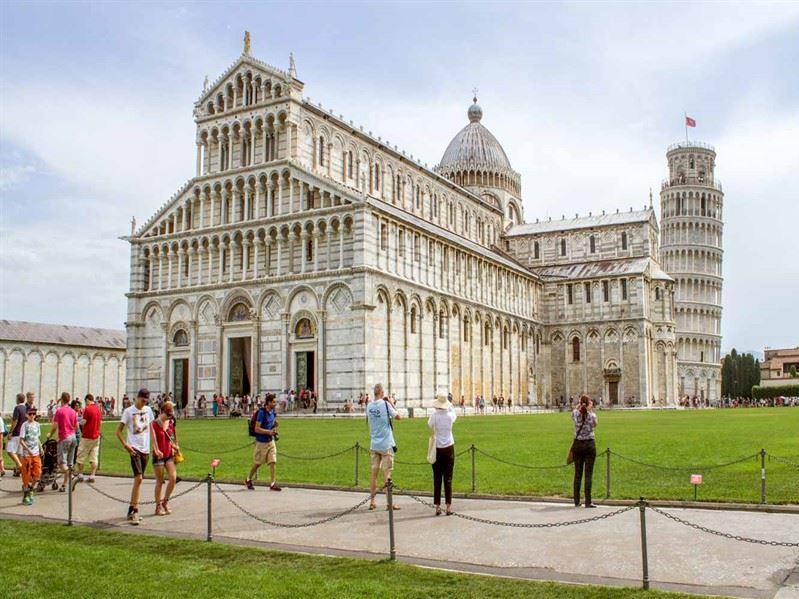 Büyük İtalya Turu THY ile 17Nisan&1-15-29 Mayıs&12-26 Haziran&24 Temmuz