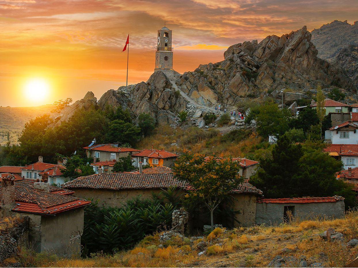 Hızlı Tren İle Eskişehir Sivrihisar Turu (Ara Tatil)