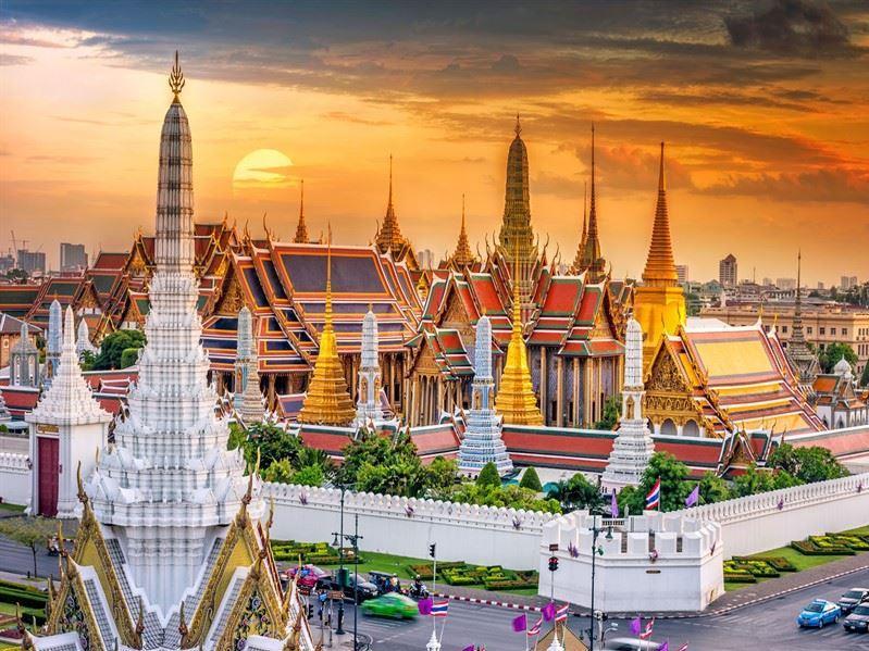 Uzakdoğu (Phuket-Bangkok) Turu Türk Hava Yolları (Phuket Gidiş-Bangkok Dönüş) 2019 Dönemi