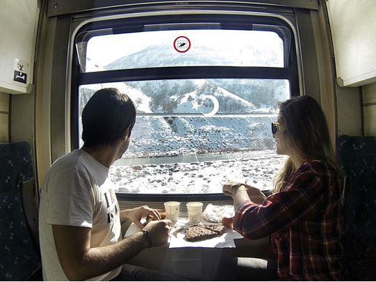 Sevgililer Günü Uçak & Doğu Ekspresi İle Kars Erzurum Turu 3 Gece 4 Gün THY İle