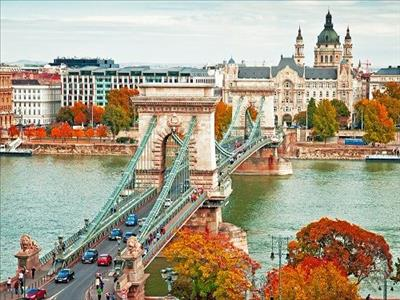 Yılbaşı Dönemi Prag Viyana Budapeşte Turu Pegasus Havayolları İle (Prag Gidiş Budapeşte Dönüş)