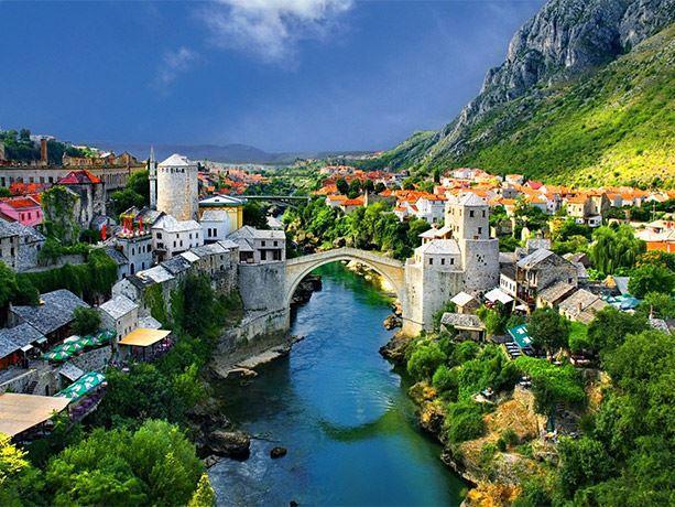 Büyük Ve Yeni Balkanlar Turu Atlas Global Havayolları İle (Nisan-Mayıs Arası)