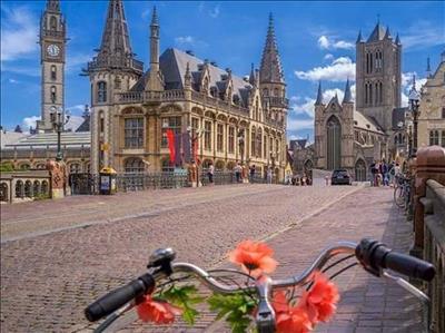 Benelüx-Fransa-Almanya Turu Atlas Global Hava Yolları İle (Düsseldorf Gidiş-Düsseldorf Dönüş)