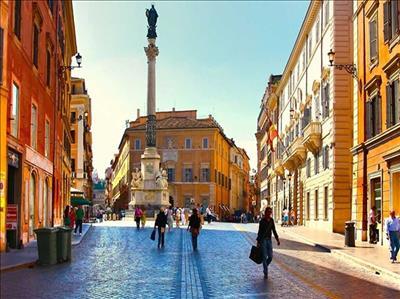 Roma Turu  Türk Hava Yolları İle 15 Eylül 2018 Hareket