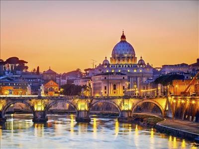YILBAŞI DÖNEMİ FLORANSA – ROMA Tailwind Hava Yolları Özel Seferi ile (Bologna gidiş – Roma dönüş)