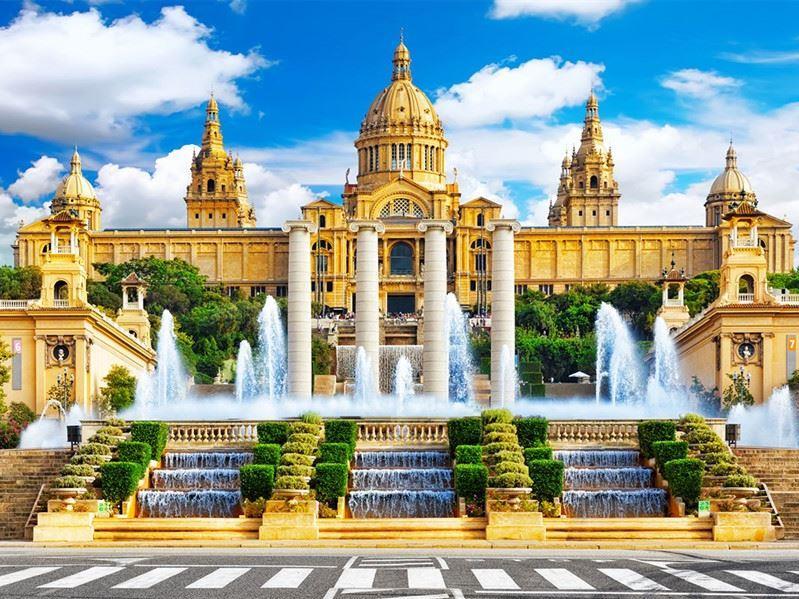 Büyük Ve Yeni İspanya Turu Pegasus Havayolları İle 22 Haziran 2019 Hareket!