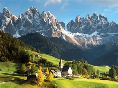 Alplerin Eteğinde Romantik Göller Ve Orta Avrupa Fenomenleri Turu THY İle