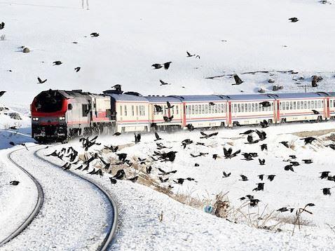 Uçak & Doğu Ekspressi İle Kars Erzurum Turu 2 Gece 3 Gün