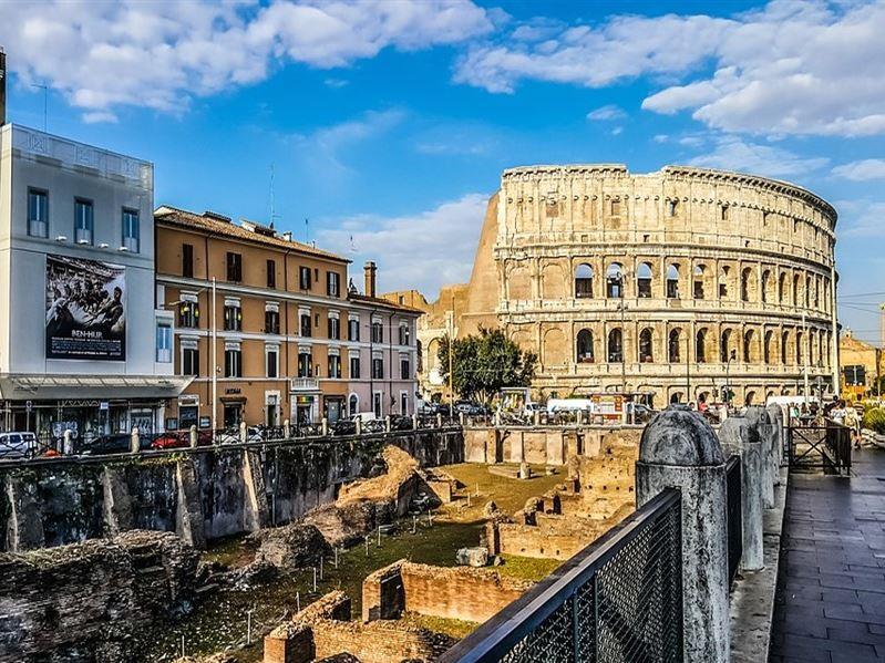 ROMA TURU 07,21 Şubat 2020 Hareketli