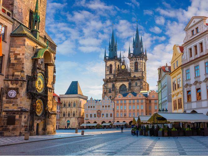 Bodrum'dan Hareketli Prag Turu Pegasus Havayolları İle