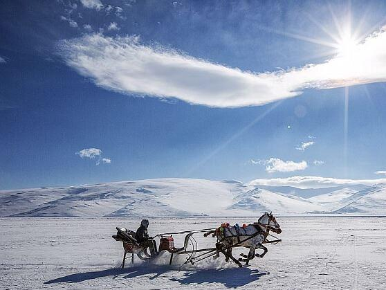 Uçak & Doğu Ekspresi İle Erzurum Kars Turu 3 Gece 4 Gün ANADOLU JET İle