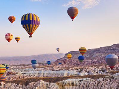 29 Ekim Kapadokya Turu 2 Gece Konaklamalı