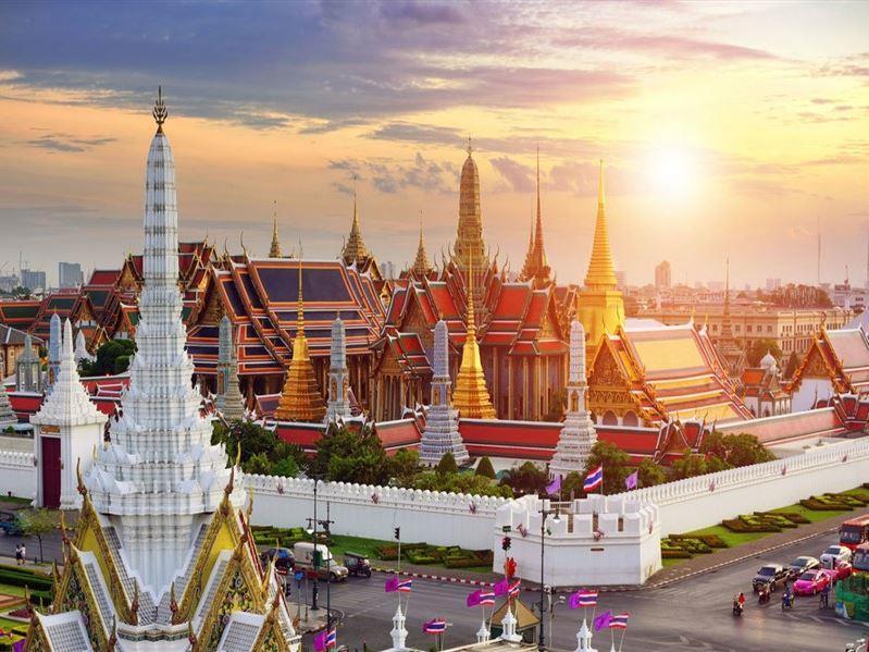Bangkok & Phuket Türk Havayolları ile (Temmuz - Eylül)
