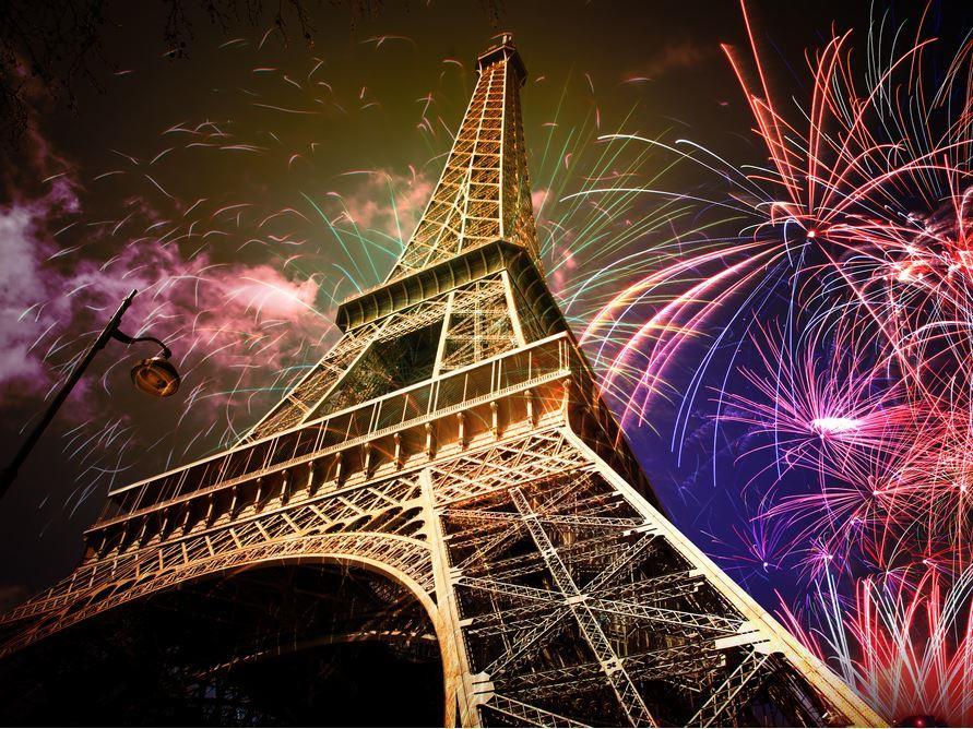 Yılbaşı Paris Turu 29 Aralık 2019 Hareket Atlas İle
