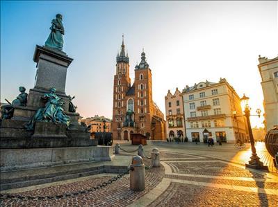 Otobüslü Baltıklar Polonya Ve Doğu Avrupa Turu (8 Ülke 11 Şehir)