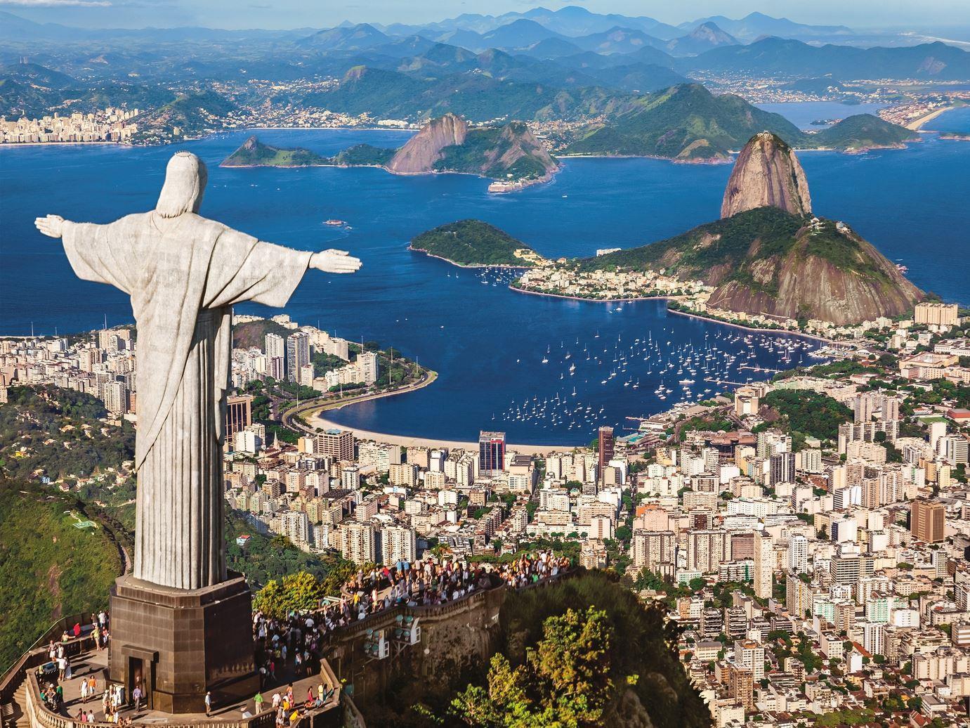 Güney Amerika Turu KLM Havayolları İle 25 Kasım 2019 Hareket