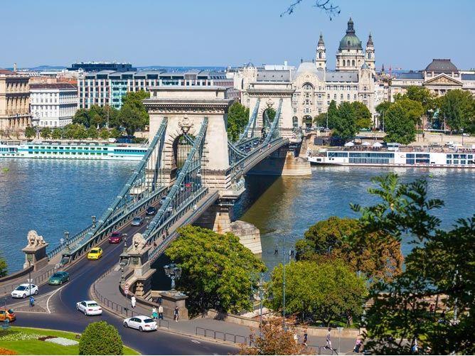 Prag Viyana Budapeşte Turu 18 & 23 Şubat-3 & 17 Mart 2020