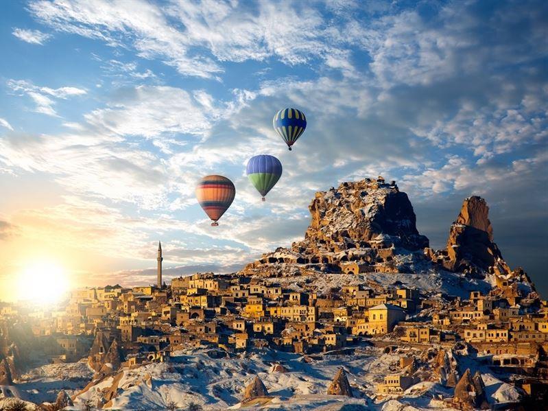 Kurban Bayramı Kapadokya Turu 1 Gece Konaklamalı