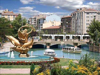 Günübirlik Eskişehir Odunpazarı Sazova Parkı Kültür Turu