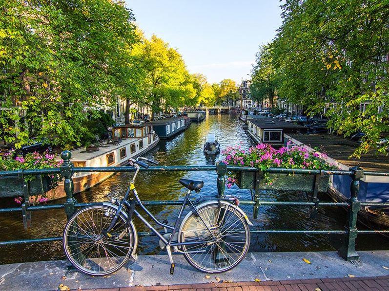Amsterdam Turu Atlas Havayolları İle İlkbahar/Yaz/Sonbahar Dönemi