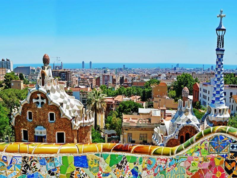 Büyük Ve Yeni İspanya Turu Pegasus Havayolları  ile … BCN-MAD