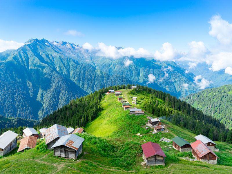 Dolu Dolu Doğu Karadeniz Batum Turu