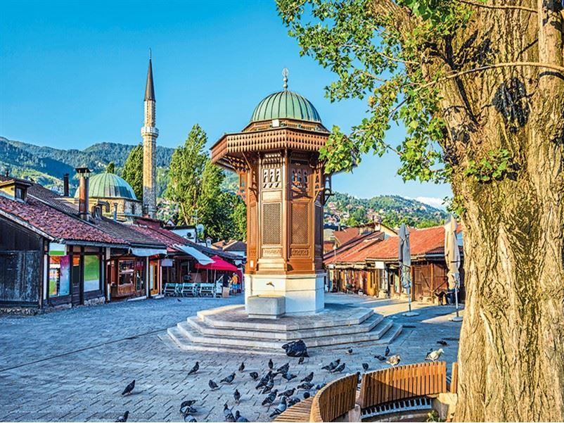 THY İLE BALKAN ÜÇLÜSÜ TURU(Atatürk'ü anma , Gençlik ve Spor Bayramı)