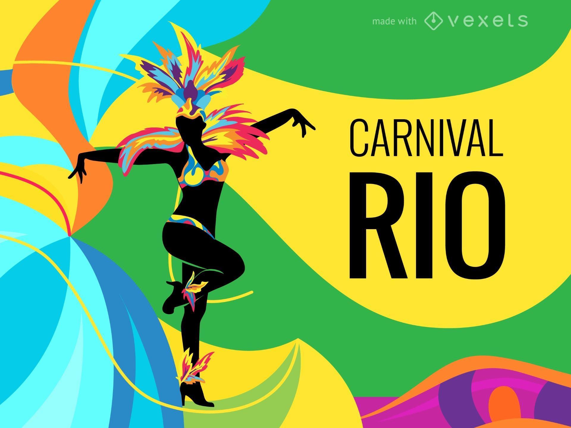 Brezilya Rio Karnavalı Turu 16 Şubat Hareket