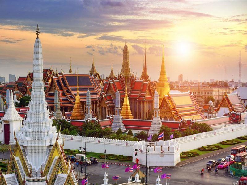 Bangkok Pattaya Turu Royal Jordan Hava Yolları İle İlkbahar Dönemi 2019