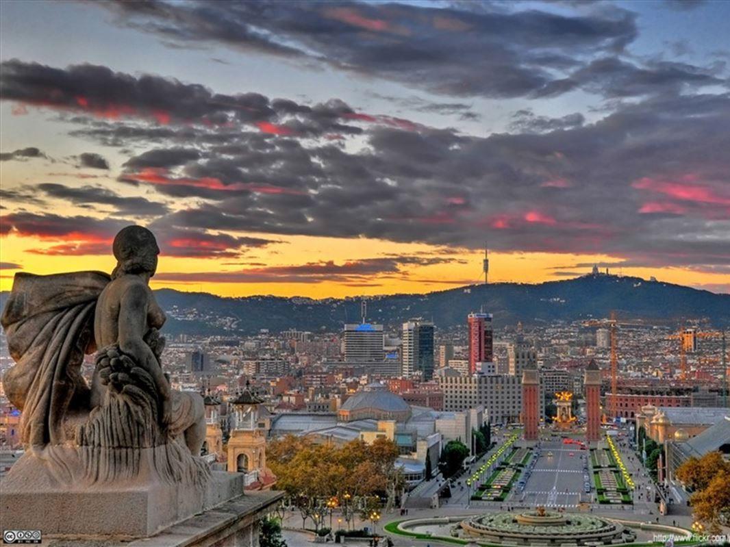 Baştan Başa İspanya Turu Pegasus Hava Yolları ile(Barcelona Gidiş-Madrid Dönüş)2019 Sömestre Dönemi