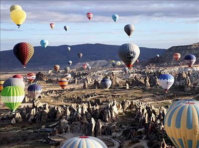 Kapadokya Turu 1 Gece Otel Konaklamalı
