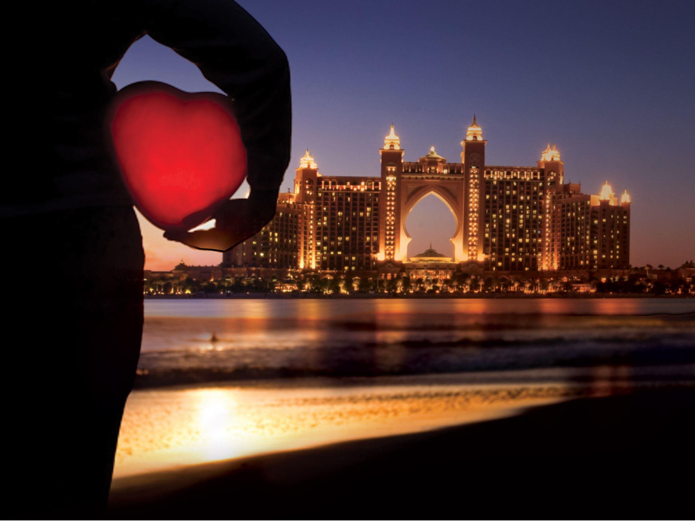 Dubai Turu 13 Şubat 2020 Perşembe Hareket (Sevgililer Günü Dönemi)