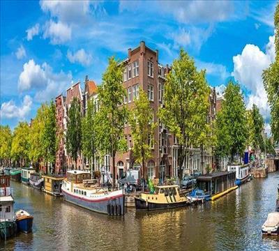 Amsterdam Turu Atlas Havayolları İle Kasım 2017-Aralık 2018 Arası Hareket